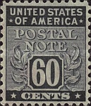[Postal Note Stamps, Typ A14]