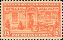 [New Value and Post Office Truck, Typ F3]
