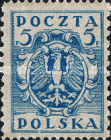 [Regular Issue for Upper Silesia, type G]