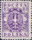 [Regular Issue for Upper Silesia, type G1]