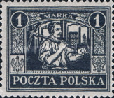 [Regular Issue for Upper Silesia, type I]