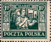 [Regular Issue for Upper Silesia, type I1]