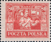 [Regular Issue for Upper Silesia - New Values, type I10]