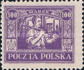 [Regular Issue for Upper Silesia - New Values, type I11]