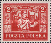 [Regular Issue for Upper Silesia, type I2]