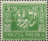 [Regular Issue for Upper Silesia, type I3]