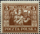 [Regular Issue for Upper Silesia, type I5]