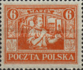 [Regular Issue for Upper Silesia, type I6]