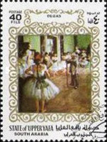 [Paintings by Edgar Degas, Typ AL]