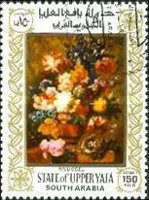 [Airmail - Paintings - Flowers, Typ BK]