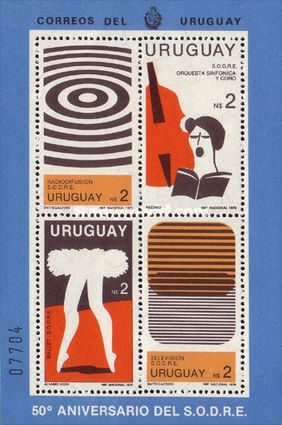 [The 50th Anniversary of the Servicio Oficial de Radio Electrica, type ]