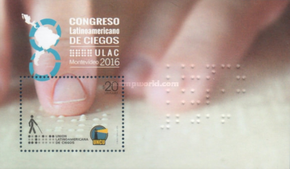[The 8th Latin American Congress of the Blind, type ]