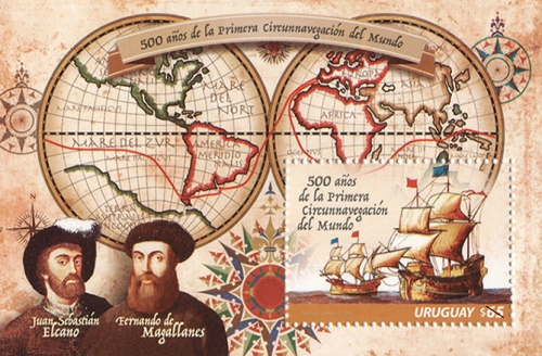 [The 500th Anniversary of the World's First Circumnavigation, type ]