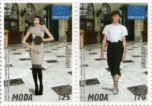 [MERCOSUR Issue - Fashion, type ]