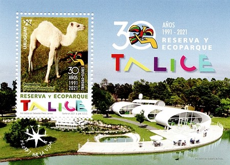 [The 30th Anniversary of Talice Reserve and Ecopark, type ]