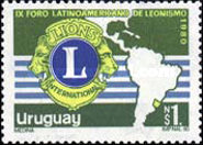 [The 9th Anniversary of the Latin-American Lions Forum, type AHC]