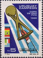 [Uruguayan Victory in Football World Cup, type AHY]