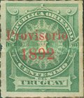 [Issue of 1888 Overprinted