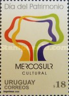 [Mercosur - Cultural Heritage Day, type BTB]