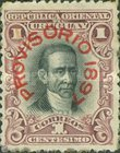 [Issues of 1896 Overprinted