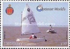 [World Championship for the Optimist Sailing Dinghy Class, Buceo, type CHF]