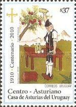 [The 100th Anniversary of the House of Asturias, type CMT]