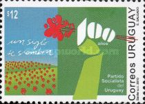 [The 100th Anniversary of the Socialist Party, type CNS]
