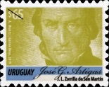 [Definitive Issue - José G. Artígas, 1764-1850, type DBD23]