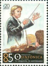 [The 85th Anniversary of The Ossodre Orchestra, type DBI]