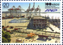 [The 100th Anniversary of the ANP - The National Ports Administration, type DBO]