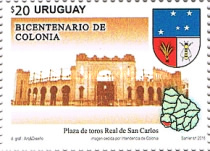 [The 200th Anniversary of the Department of Colonia, type DCU]