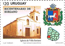 [The 200th Anniversary of the Department of Soriano, type DCV]
