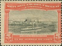 [Opening of the Port of Montevideo, type EE1]