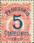 [Issues of 1900 and 1906 Overprinted