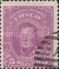 [Issues of 1913-1915 in Different Colors, type EU1]