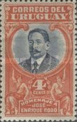 [Honouring Jose Enrique Rodo, 1871-1917, type EY1]