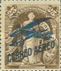 [Airmail - Issue of 1900 Overprinted
