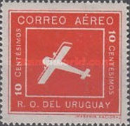 [Airmail - Airplanes, type FQ1]
