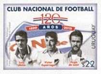 [The 100th Anniversary of the Club Nacional de Football, type GEC]
