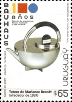 [The 100th Anniversary of Bauhaus, type GEO]