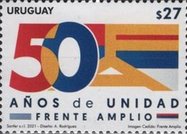 [The 50th Anniversary of Broad Front Unity, type GIH]