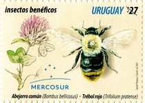 [MERCOSUR Issue - Beneficial Insects, type GIQ]