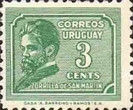 [Juan Zorrilla de San Martin Commemoration, 1855-1931, type HU1]