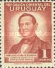 [The 80th Anniversary of the Death of Francisco Acuna de Figueroa, 1791-1862, type IY]