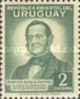 [The 80th Anniversary of the Death of Francisco Acuna de Figueroa, 1791-1862, type IY1]