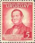 [The 80th Anniversary of the Death of Francisco Acuna de Figueroa, 1791-1862, type IY2]