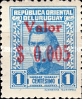 [Issue of 1940 Surcharged, type JA]
