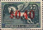 [Airmail - Issues of 1935 Surcharged, type JL]