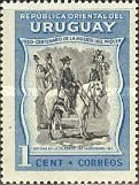 [The 100th Anniversary of the Death of General Jose Artigas, 1764-1850, type LP]