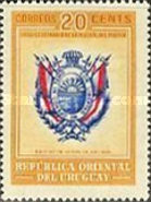 [The 100th Anniversary of the Death of General Jose Artigas, 1764-1850, type LX]